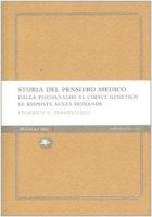 Copertina di 'Storia del pensiero medico. Dalla psicoanalisi al codice genetico. Le risposte senza domande'