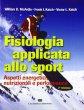 Fisiologia applicata allo sport. Aspetti energetici, nutrimenti e performance