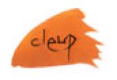 Logo di 'CLEUP'