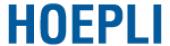 Logo di 'Hoepli'